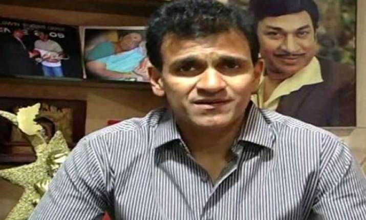 kannada actor raghavendra out of danger now