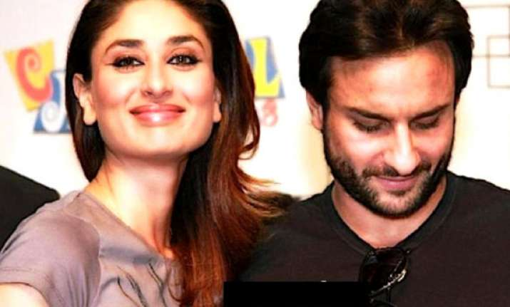kareena kapoor saif is a brilliant actor has taken cinema