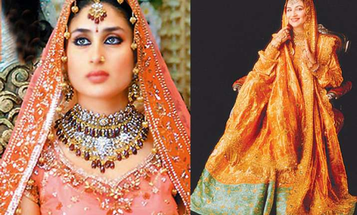 kareena to wear sharmila s outfit for wedding