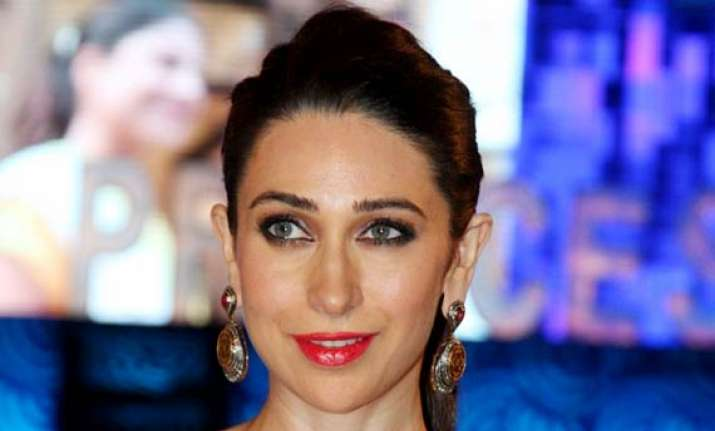 karisma kapoor being written about is part of a celebrity s