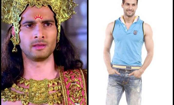 karna of mahabharat aka aham sharma finds midnight calls