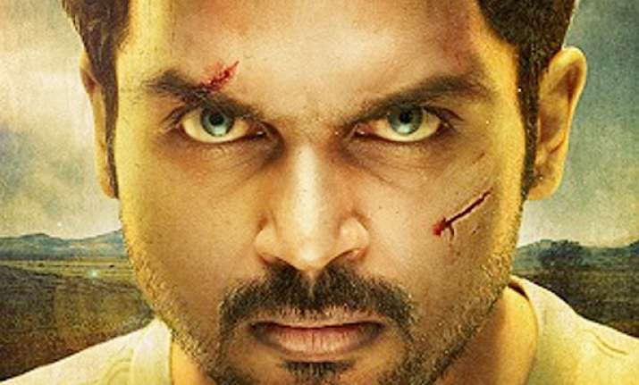 had to unlearn so many things for madras karthi