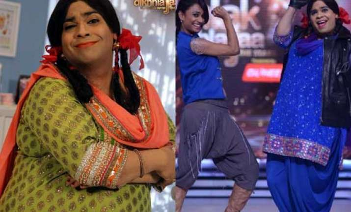 comedian kiku sharda on his journey from palak to jhalak