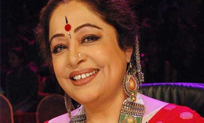 kirron kher assures people of her political move says all