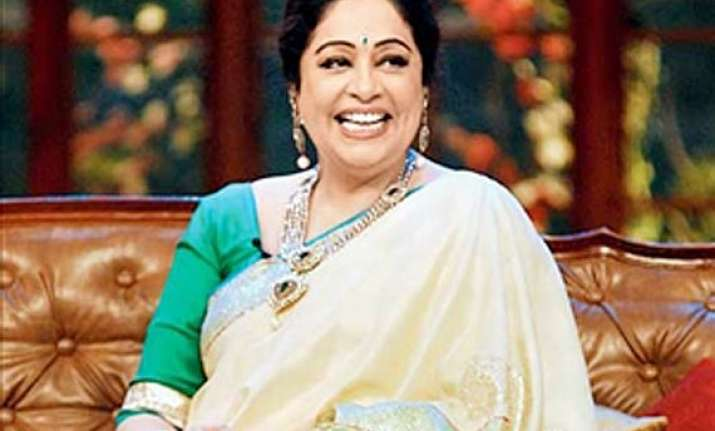 kirron kher joins twitter after coming to politics
