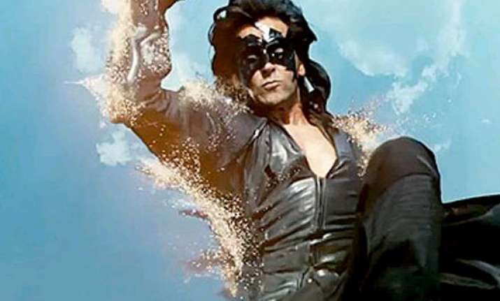 Krrish 3 mints rs 255 crore will soon beat chennai express see pics bollywood news india tv - Krrish box office collection ...