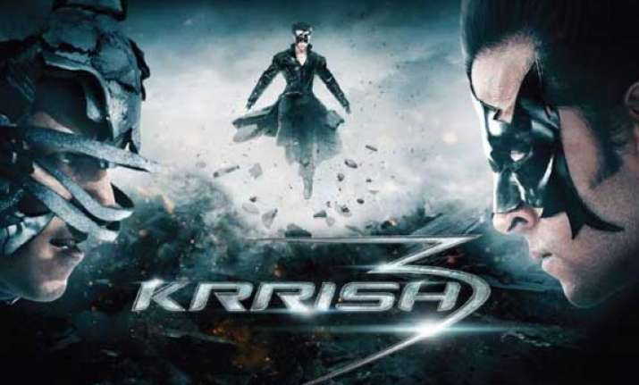 krrish 3 movie review a thrilling experience