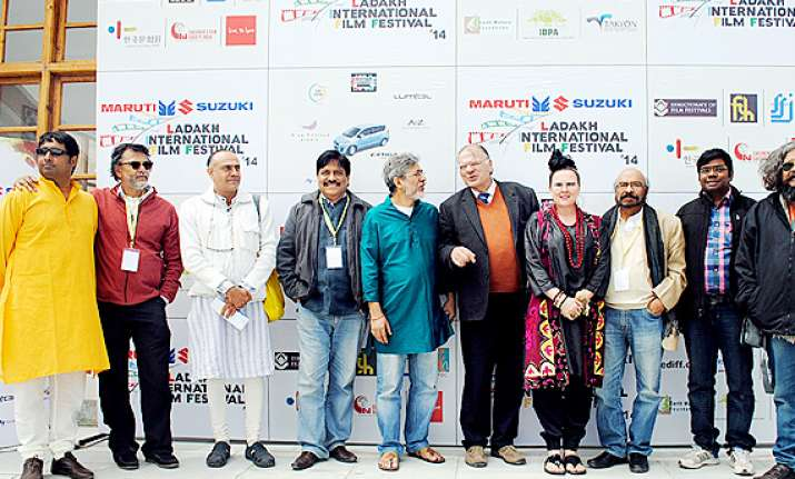 ladakh film festival 2014 hiccups hassles cast shadow on