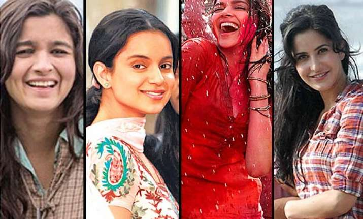 kangana alia deepika actresses who are free sprited girls