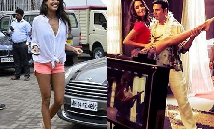 lisa haydon delighted to be a part of shaukeen remake