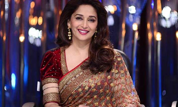 madhuri dixit speaks on her bollywood journey see pics