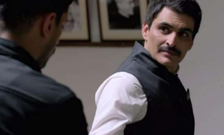manav kaul is excited about his character in jai gangaajal