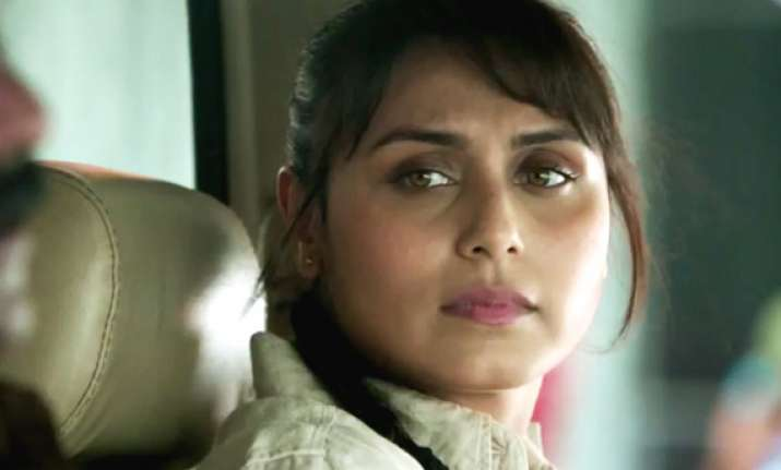 a certificate obstructs mardaani rani wants to re certify it