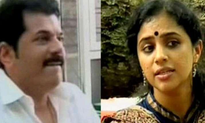 malayalam actor mukesh marries dancer methil devika