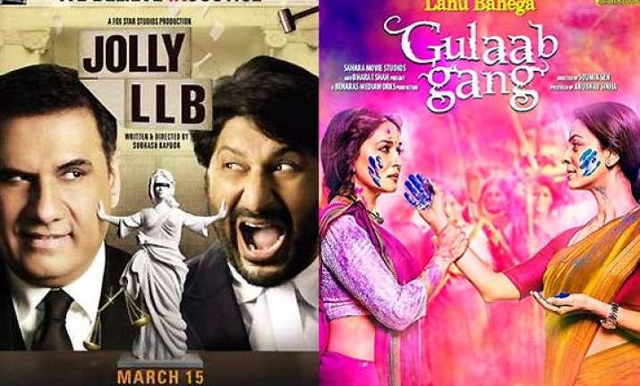 61st national awards jolly llb gulabi gang emerge as winners