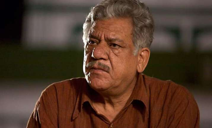 will retire once i stop getting work om puri