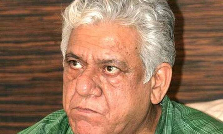 om puri quits smoking undergoes mouth surgery
