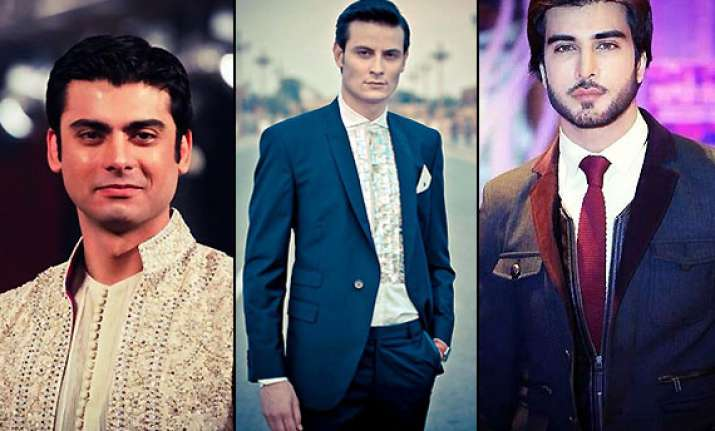 pakistan s handsome hunks ruling the indian television know