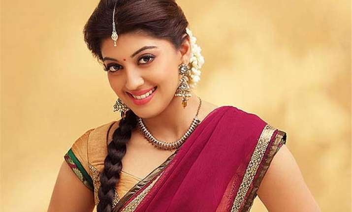 never imagined i d be successful in cinema pranitha