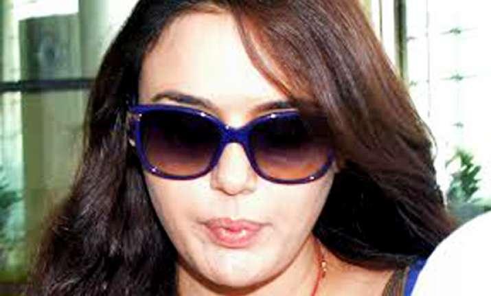 preity zinta molestation case the actress to record her