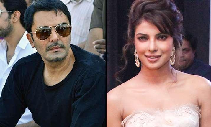 priyanka chopra s ex to make film on her modeling days is