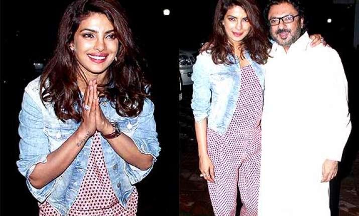 sanjay leela bhasali s star studded birthday bash for