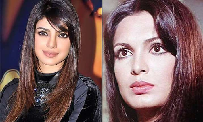 priyanka chopra to play parveen babi on screen