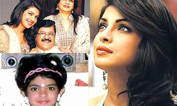priyanka chopra birthday special rare and unseen pics