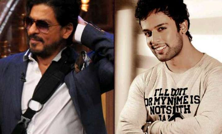 shah rukh khan impressed with happy new year actor rahul