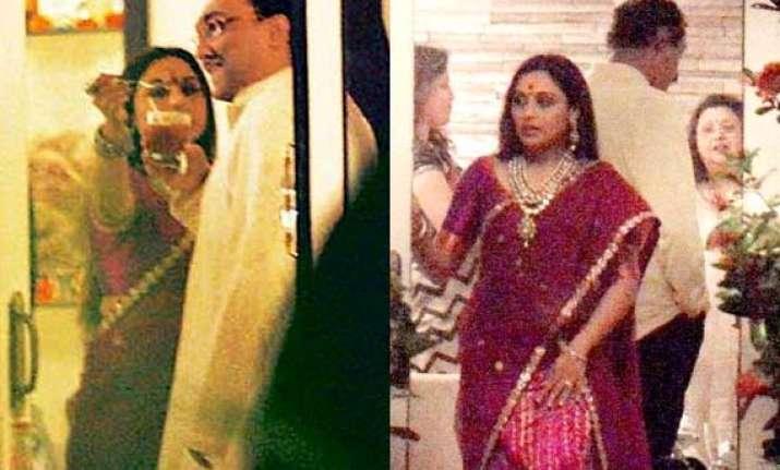 rani aditya s hush hush wedding reasons revealed view pics