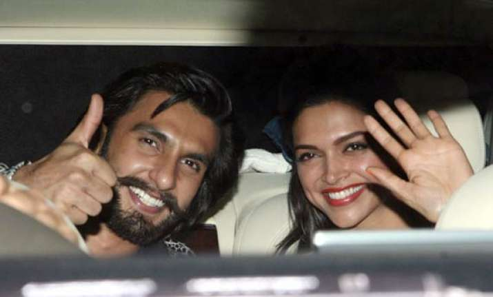 ranveer singh to be deepika s husband see pics