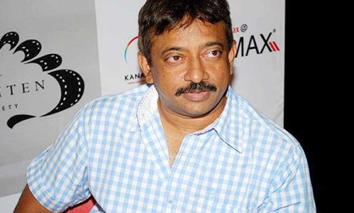 don t like to think of film s success ram gopal varma