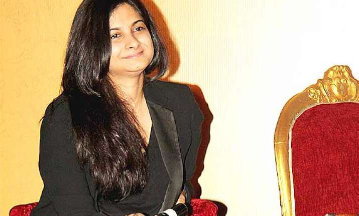 rhea kapoor does not want to make depressive films