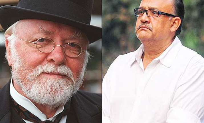 alok nath reveals what richard attenborough used to feel
