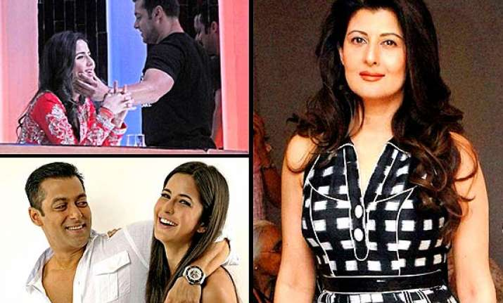 why salman khan s ex sangeeta warned him against dating
