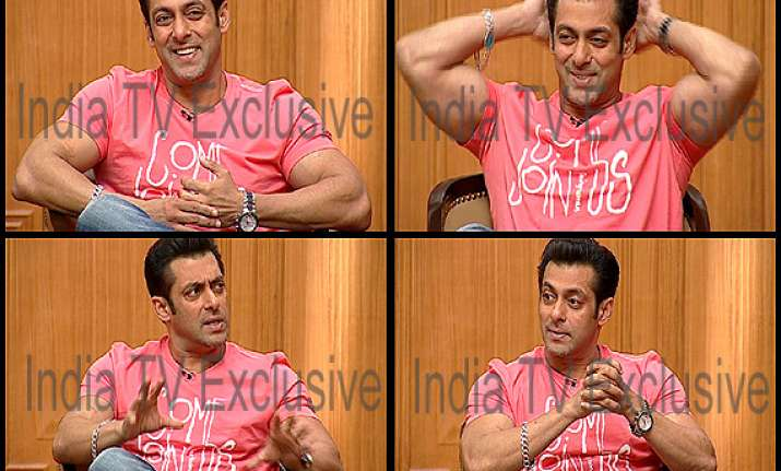 aap ki adalat salman khan reveals unknown facts of his life