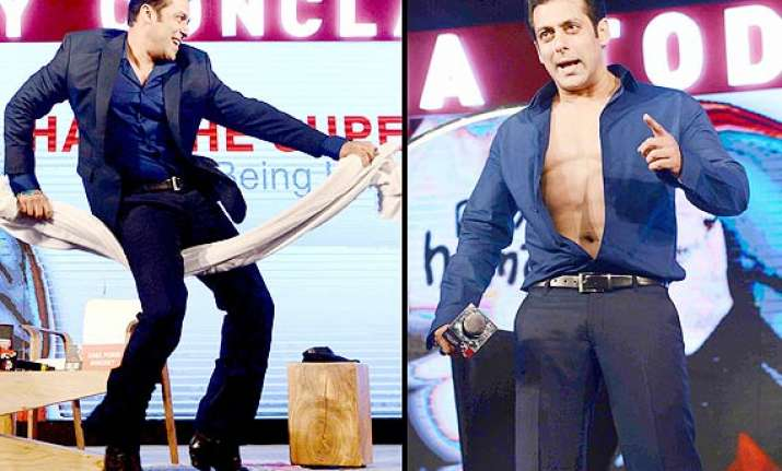 salman khan i love kids... but i don t want the mother see