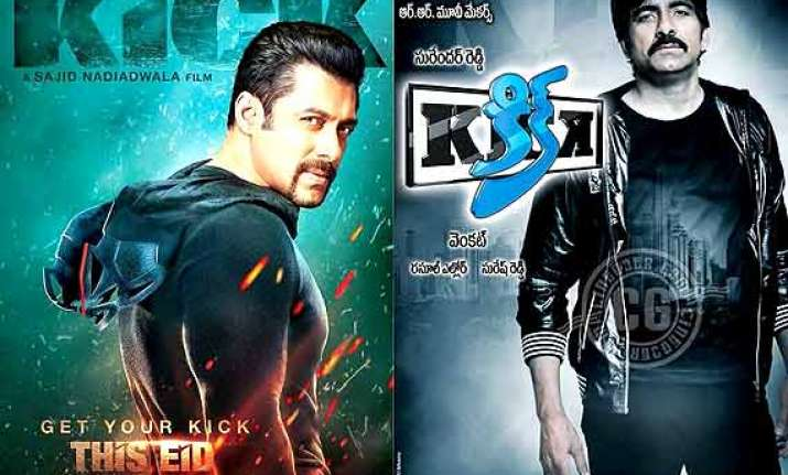 salman s kick does not do justice to original surender reddy