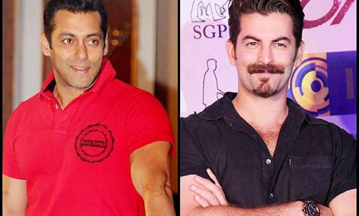 salman khan and neil nitin mukesh to play brothers in