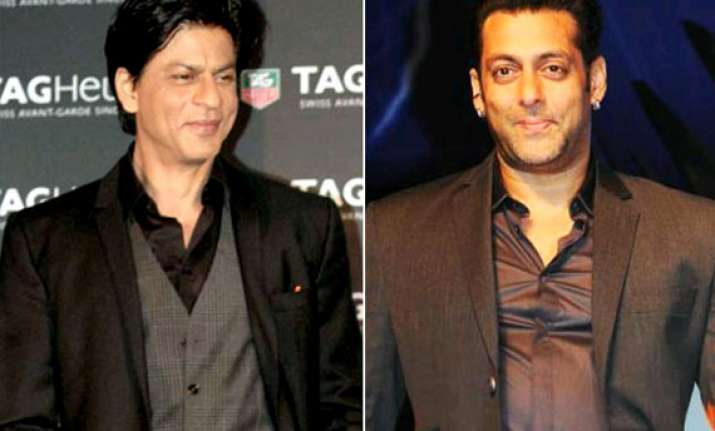 shah rukh khan beats salman khan in the list of attractive