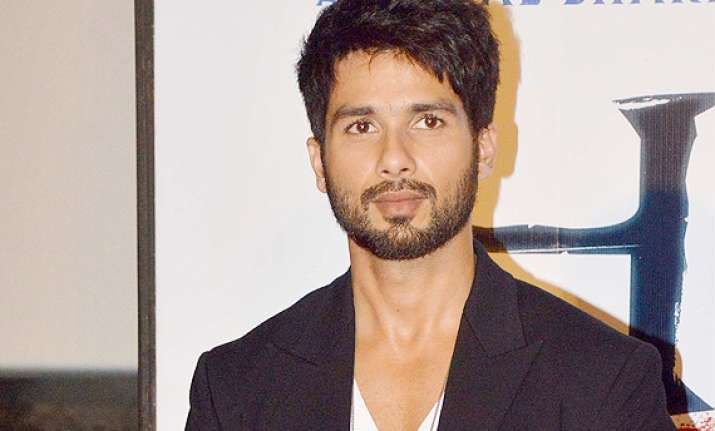 haider made me feel inadequate as an actor shahid kapoor