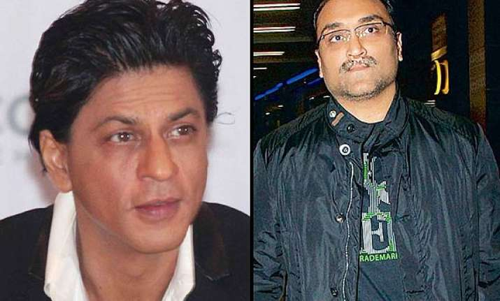 shah rukh aditya chopra to reunite after rab ne bana di jodi
