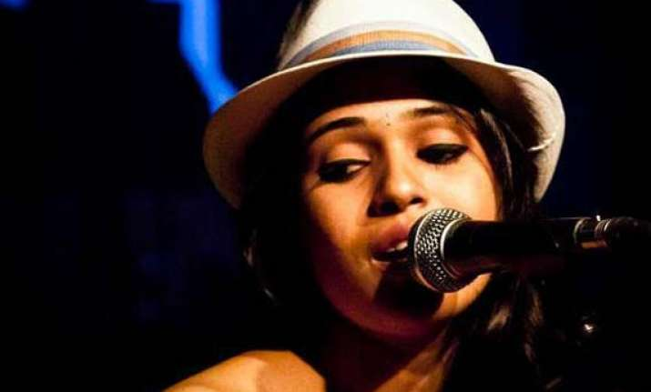 shalmali kholgade croons for pocket gangsters