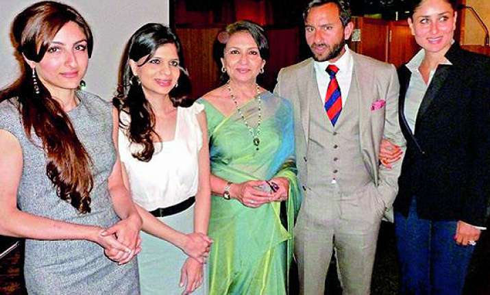 sharmila tagore talks about saif and soha s childhood