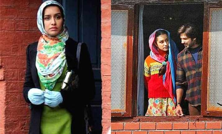 haider once in a lifetime opportunity says shraddha kapoor