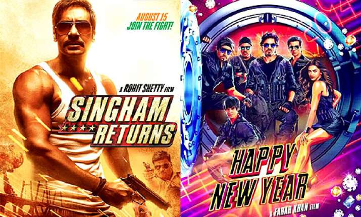 shah rukh s happy new year trailer to release with ajay