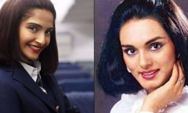 sonam kapoor reacts to crticism by neerja bhanot s