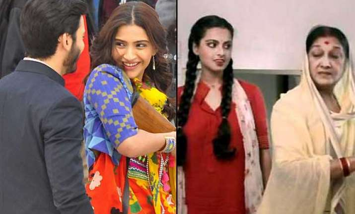 sonam i am not even a patch of what rekha was in her time
