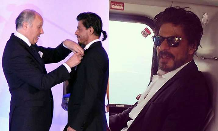 shah rukh khan my ammi would be proud of this reward for