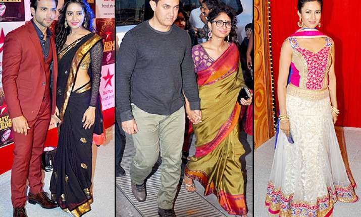 star parivaar awards 2014 and the winners are... see pics